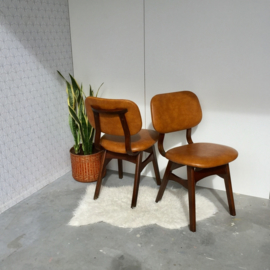 Midcentury stoelen