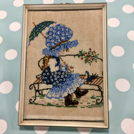 Borduur Holly Hobbie