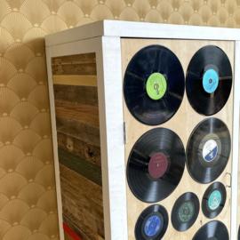 Vinyl kast