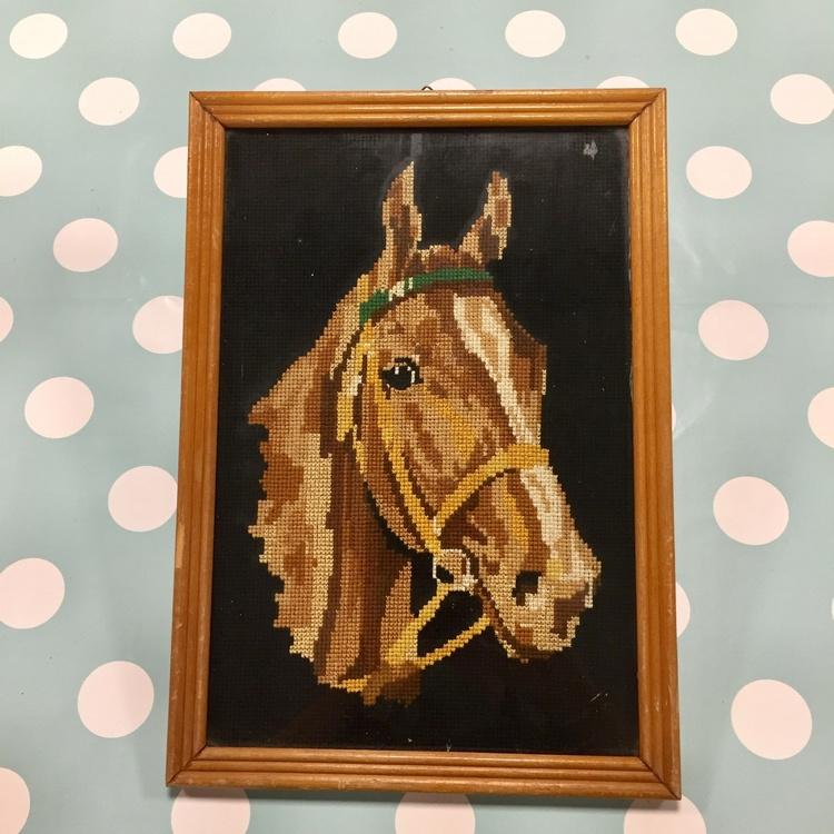 Borduur paard