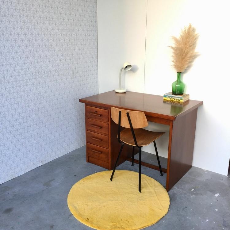 Vintage lade bureau