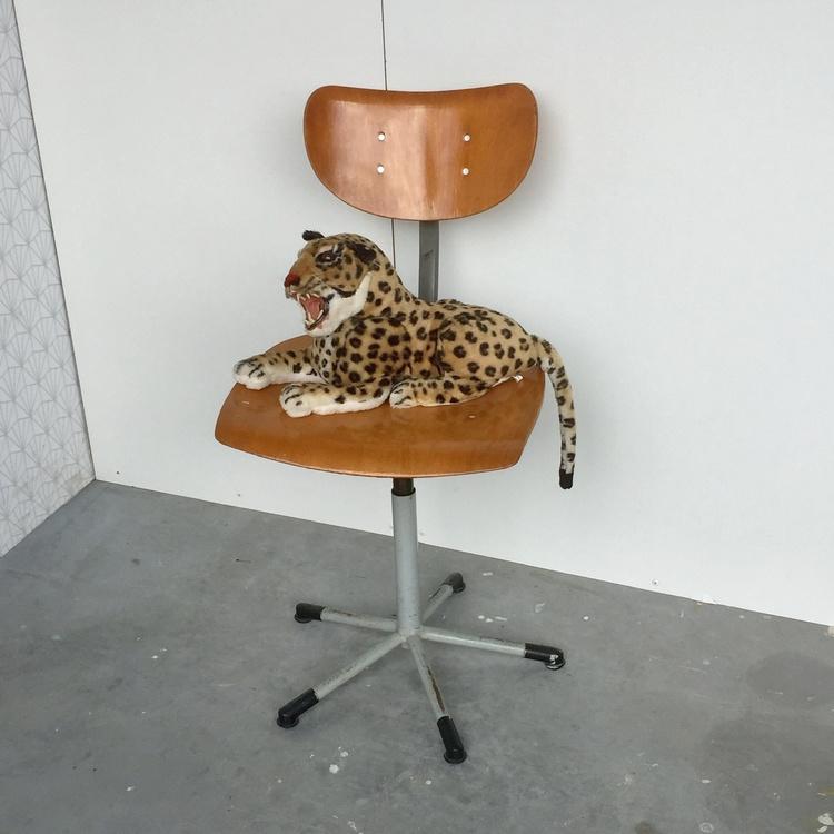 Vintage De Wit bureaustoel