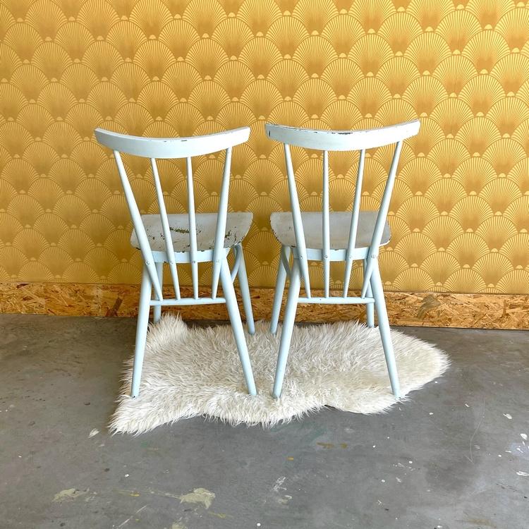 Scandinavisch stoeltje