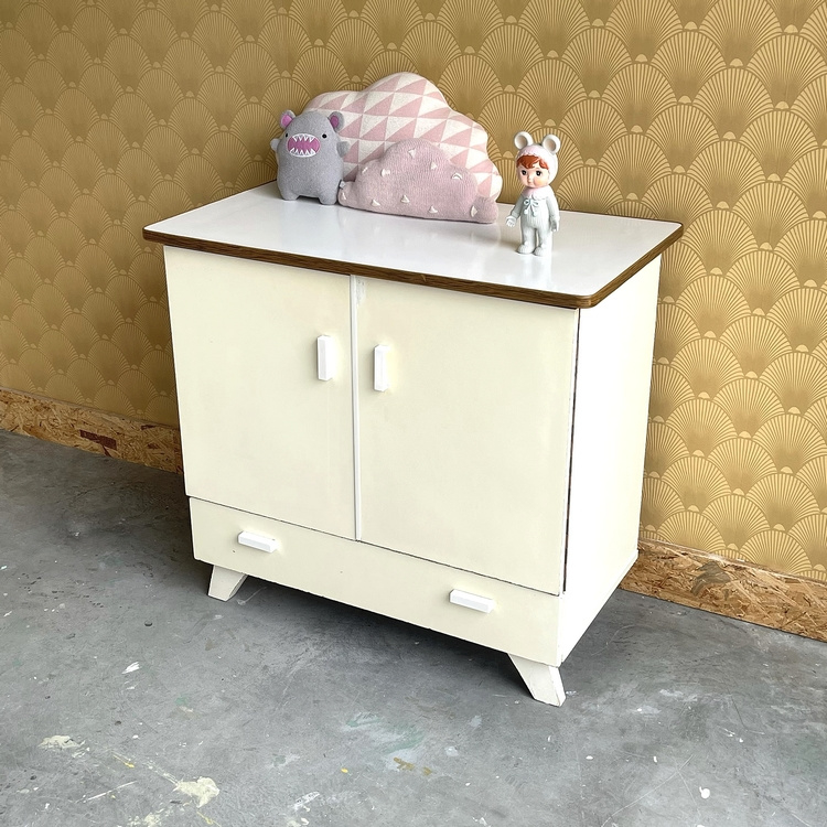 Commode + Kleur!