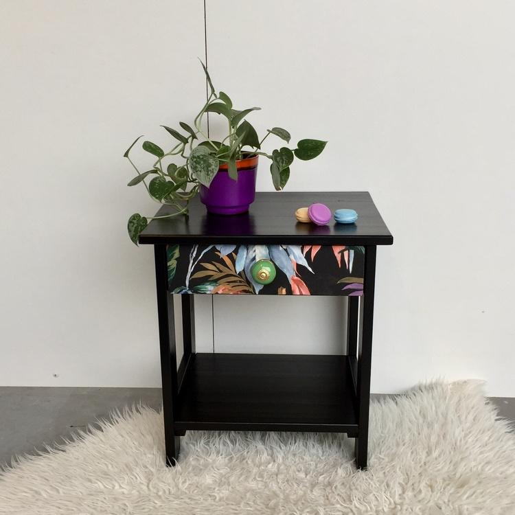 Tafeltje/kastje Flower