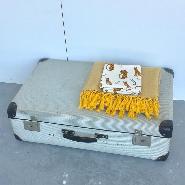 Brocante koffer