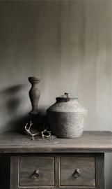 Stenen pot Kathmandu Nepal pottery
