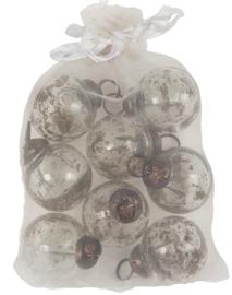 Glazen kerstballen & accessoires