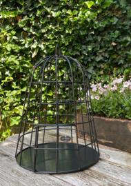 Vogel voederkooi beschermkooi