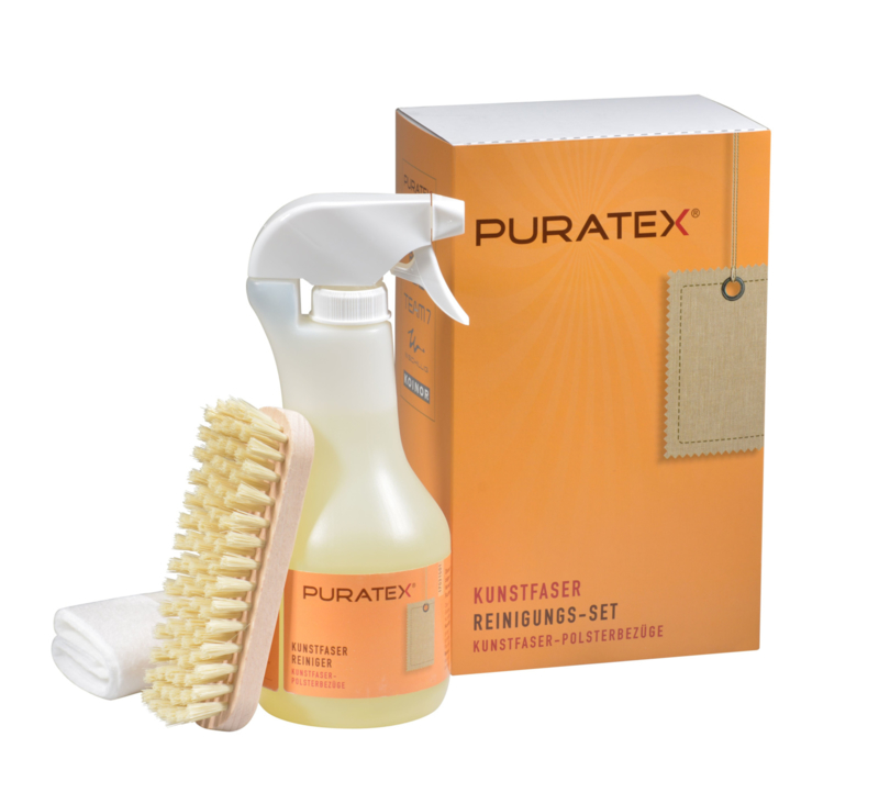 Puratex® cleaning set for synthetic textiles