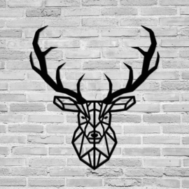 Deer Nature Geometric