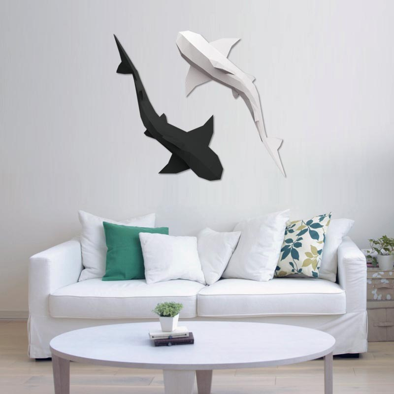 Save Sharks YIN YANG