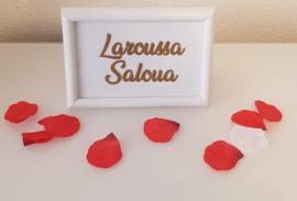 Fotolijst Laroussa (naam)