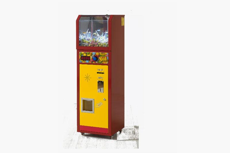 Tover -Kauwgomballen Vending Automaat