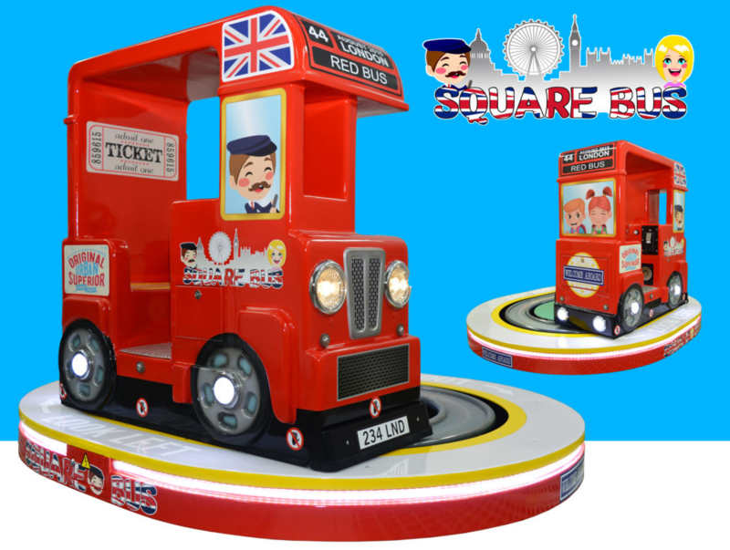 SQUARE BUS LONDON