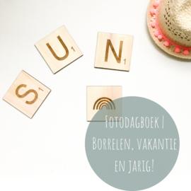 Fotodagboek | Borrelen, vakantie en jarig!