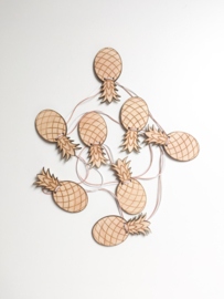 Houten slinger | Ananas