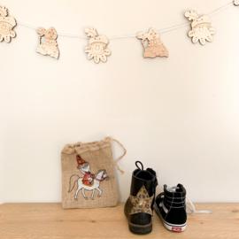 Houten slinger | Sinterklaas