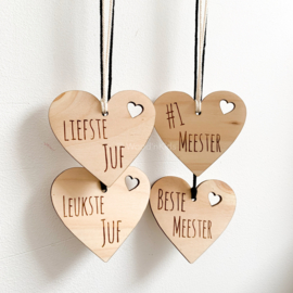Medaille | Juf of Meester
