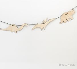 Houten slinger | Dino
