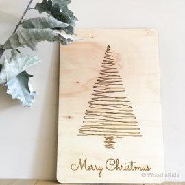 Houten bord | Wood'nTree