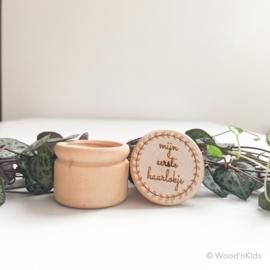 Haarlokdoosje | Leaf