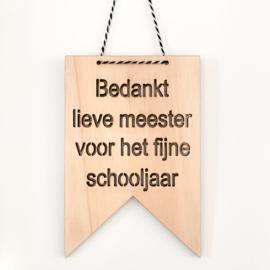 Banner   Juf of Meester