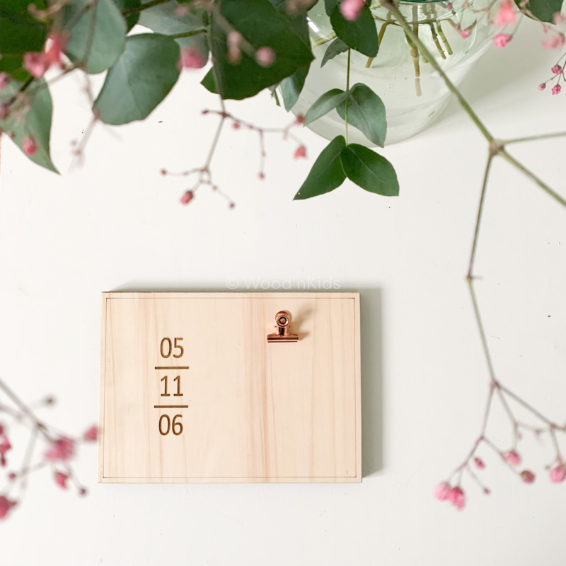 Clipboard | Special Date