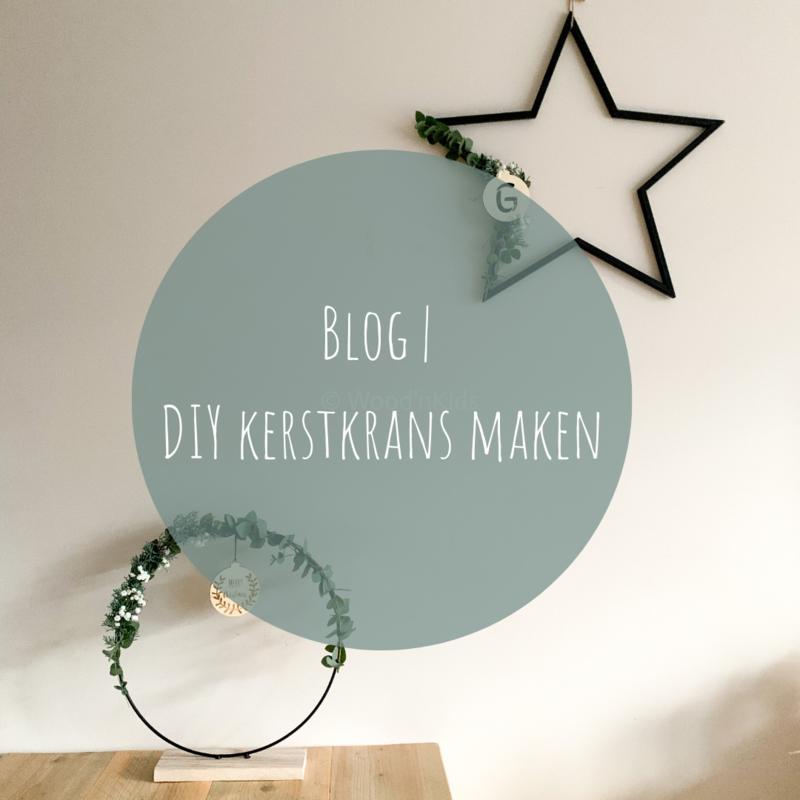 Blog | DIY Kerstkrans maken
