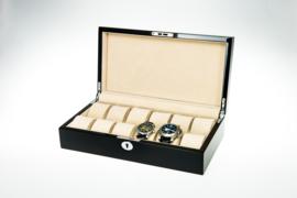 W22 horloge bewaarbox voor 12 horloges
