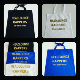 Headlounge kappers Totebag