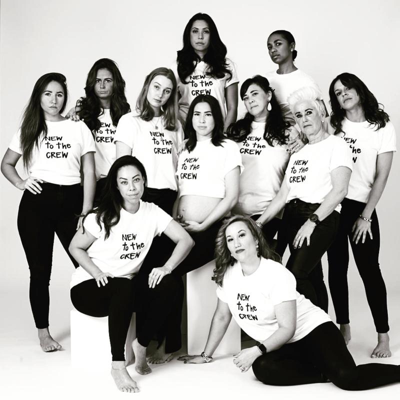Babyshower Fotoshoot t-shirts van ROARNO.11