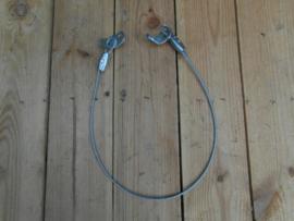 Vangkabel voor achterklep zijspan Ural, M72