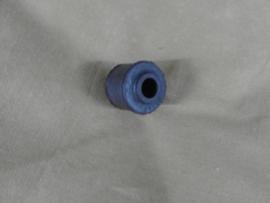 rubber met metalen busje voor in schokbreker of achterbrug