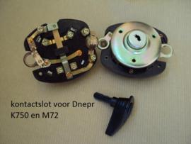 contactslot oudemodel met sleutel