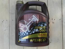 Motorolie SAE 50 5liter