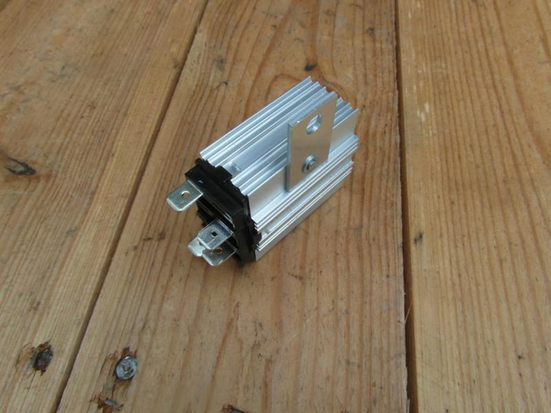 Spanning Regelaar 6 volt 10amp