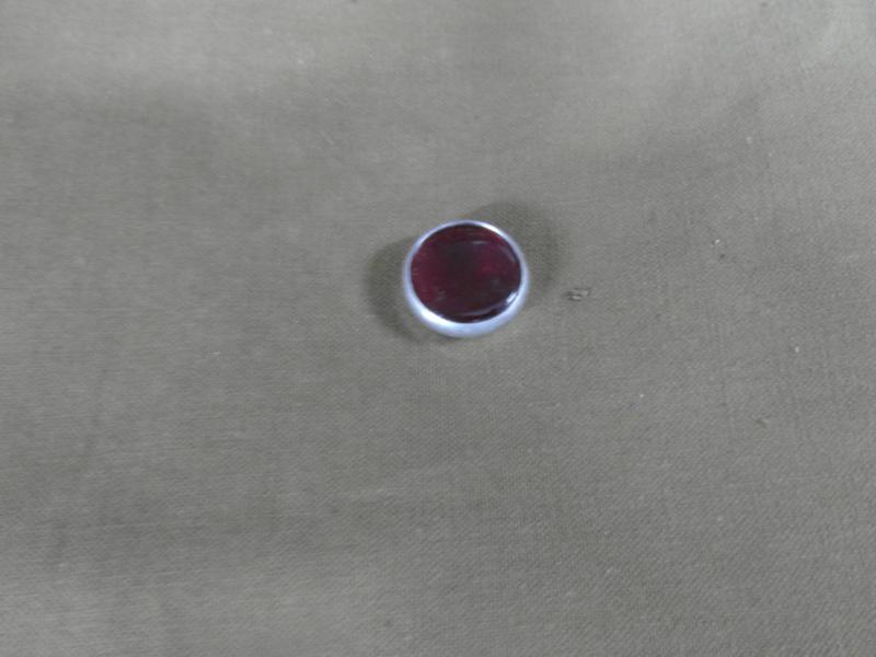 rood lensje voor controlelamp in koplamp oude modellen