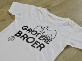 """Shirt """"Grotere Broer"""""""