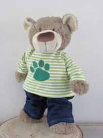 Shirt/ trui  voor beer BELLA van 40cm.