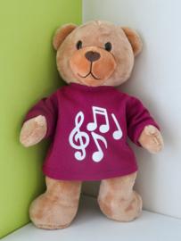 Muziekshirt voor Kiki