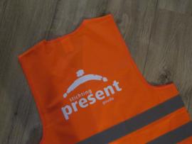 Veiligheidshesjes met logo