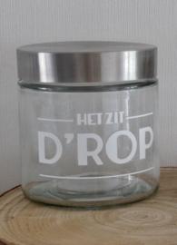 Pot voor drop ( 500 ml.)