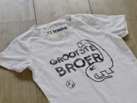 """Shirt """"Grootste Broer"""""""
