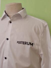 Overhemd met logo