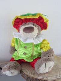 Pietenkleding voor beer Bella