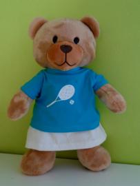 Tenniskleding voor Kiki