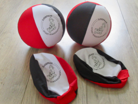 Ballonhoes met logo