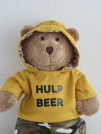 Hoodie HULP BEER | Kiki