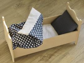 Bed + beddengoed